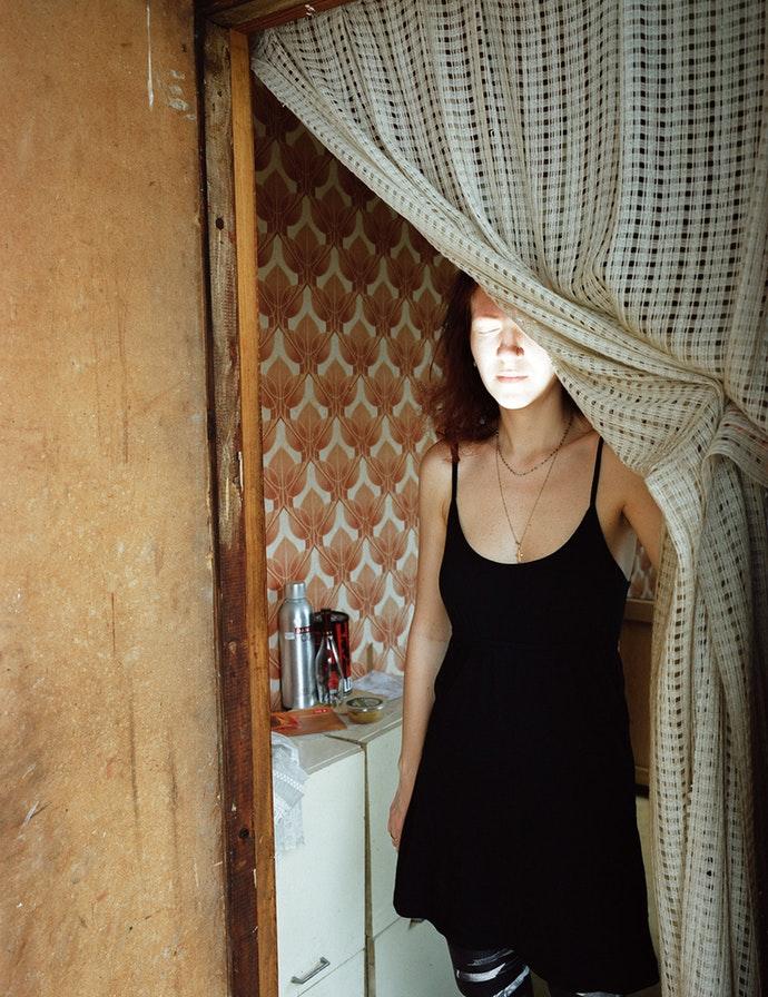 Теплые ламповые фотографии участника группы АГОНЬ