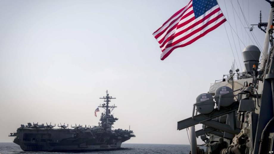 Южная Корея и США начали совместные военные учения, отложенные за Олимпиаду