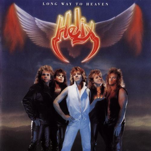 Helix - 1985 - Long Way To Heaven [2011, Rock Candy, CANDY131, UK]