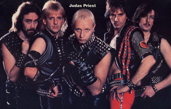 Judas Priest - 1977-1988 (Japan First Press)