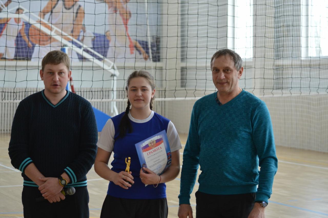 23 марта 2018 года в ГАУ ДО «ДЮСШ «Рекорд» г. Кораблино прошло открытое первенство г. Кораблино по волейболу среди девушек 1999 года рождения и моложе