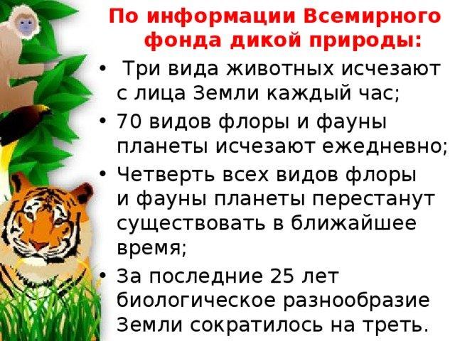 Открытки Всемирный день дикой природы. Сохраним природу