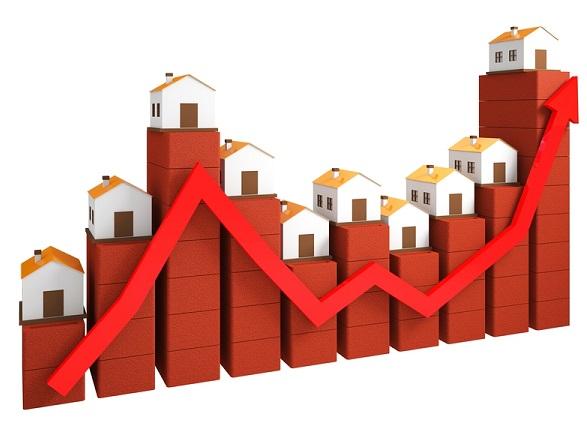Цены на рынке недвижимости (1 фото)