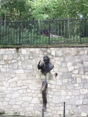 Le passe muraille