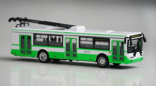 Автопарк Тролейбус