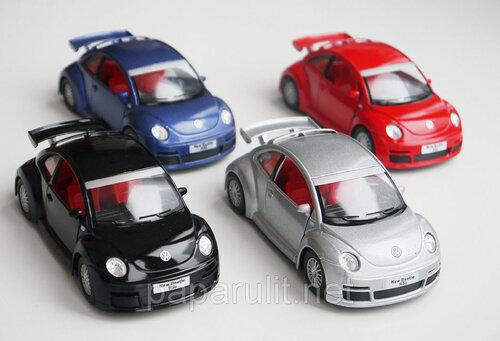 Kinsmart Volkswagen New Beetle RSi