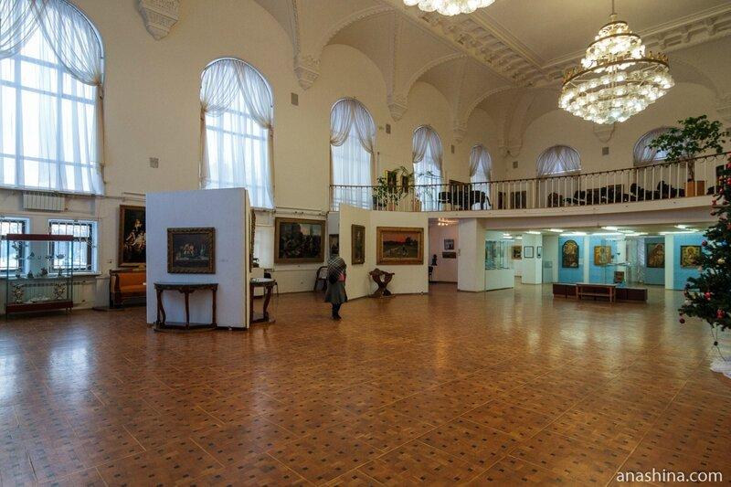 Рыбинск, Художественный музей-заповедник