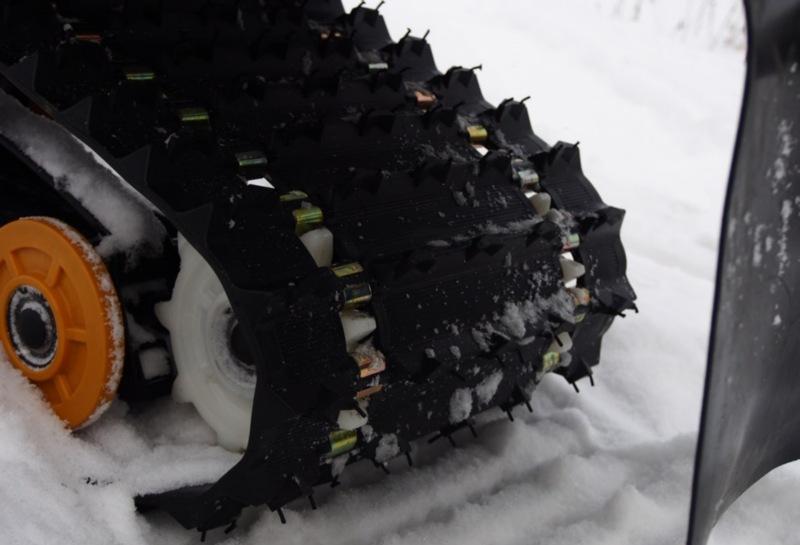 Гусеничные траки для снегоходов Российского производства