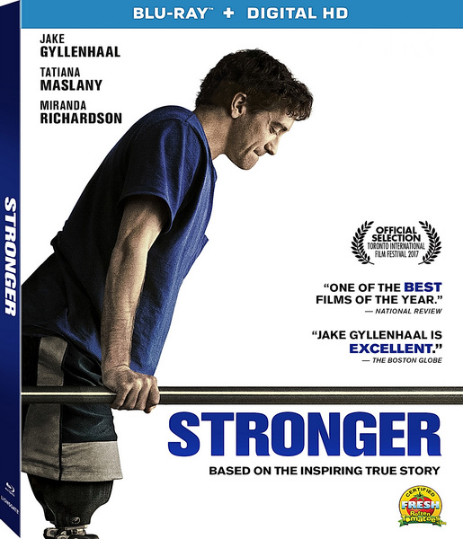 Сильнее / Stronger (2017/BDRip/HDRip)