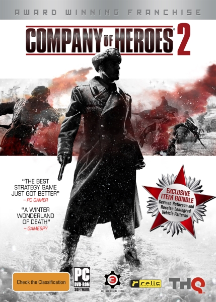 Company of Heroes 2: Master Collection (2014/RUS/ENG/RePack by xatab)
