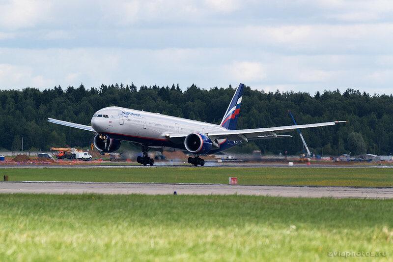 Boeing 777-3M0/ER (VQ-BUB) Аэрофлот 0155_D803134