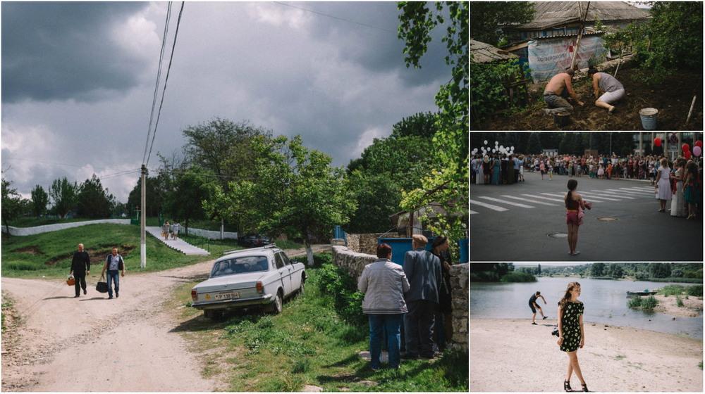 Фотопроект Рамина Мазура о жизни в Приднестровье