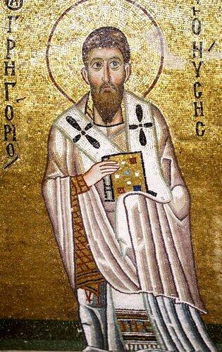 Святитель Григорий, Епископ Нисский.