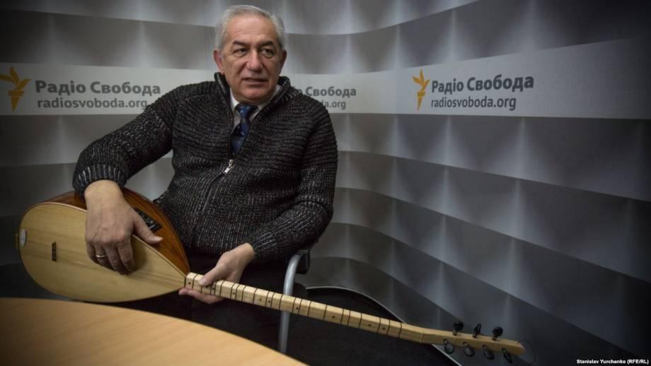 Музыка крымских татар должна развиваться в Крыму, на родине – Джемиль Кариков