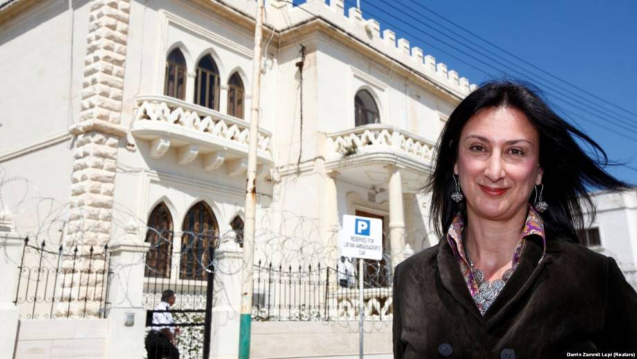 Мальта потребовала отставки главы банка, что фигурирует в делах о санкциях против Ирана и убийства журналистки