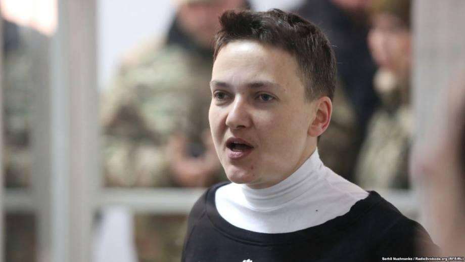 Прокуратура просит суд арестовать Савченко без возможности залога