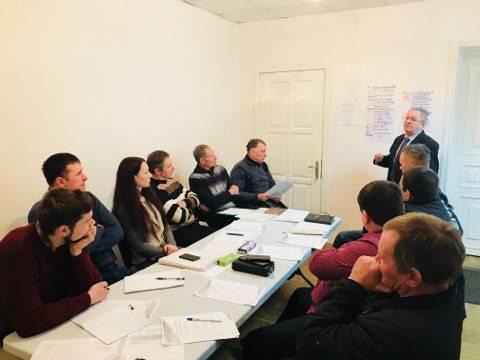 На Днепропетровщине началась подготовка к выборам в ОТГ