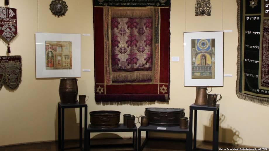 Еврейский мир Галичины – впервые за 85 лет во Львове представили крупнейшую коллекцию иудаики