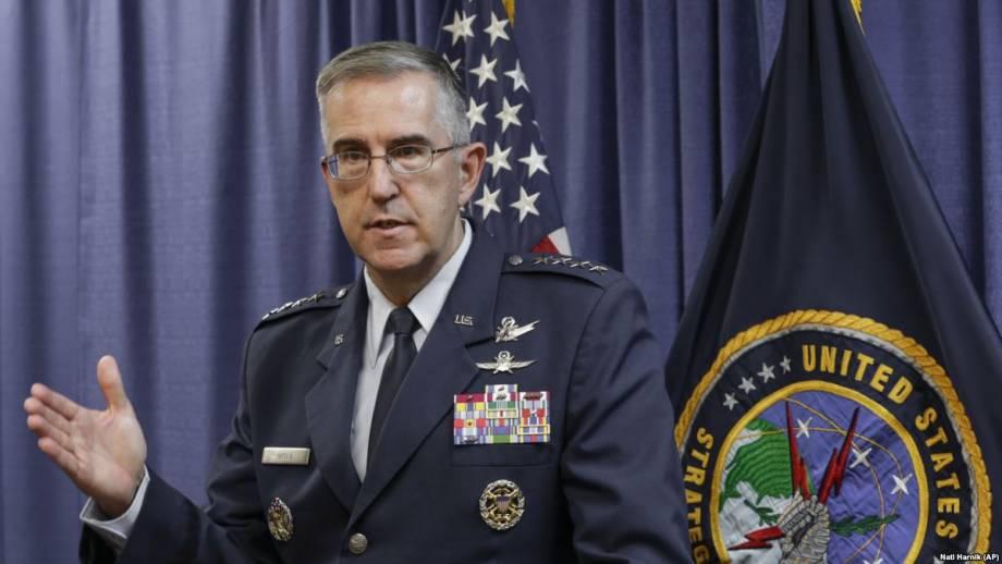 Генерал США предупреждает об угрозе от гиперзвуковых ракет России и Китая