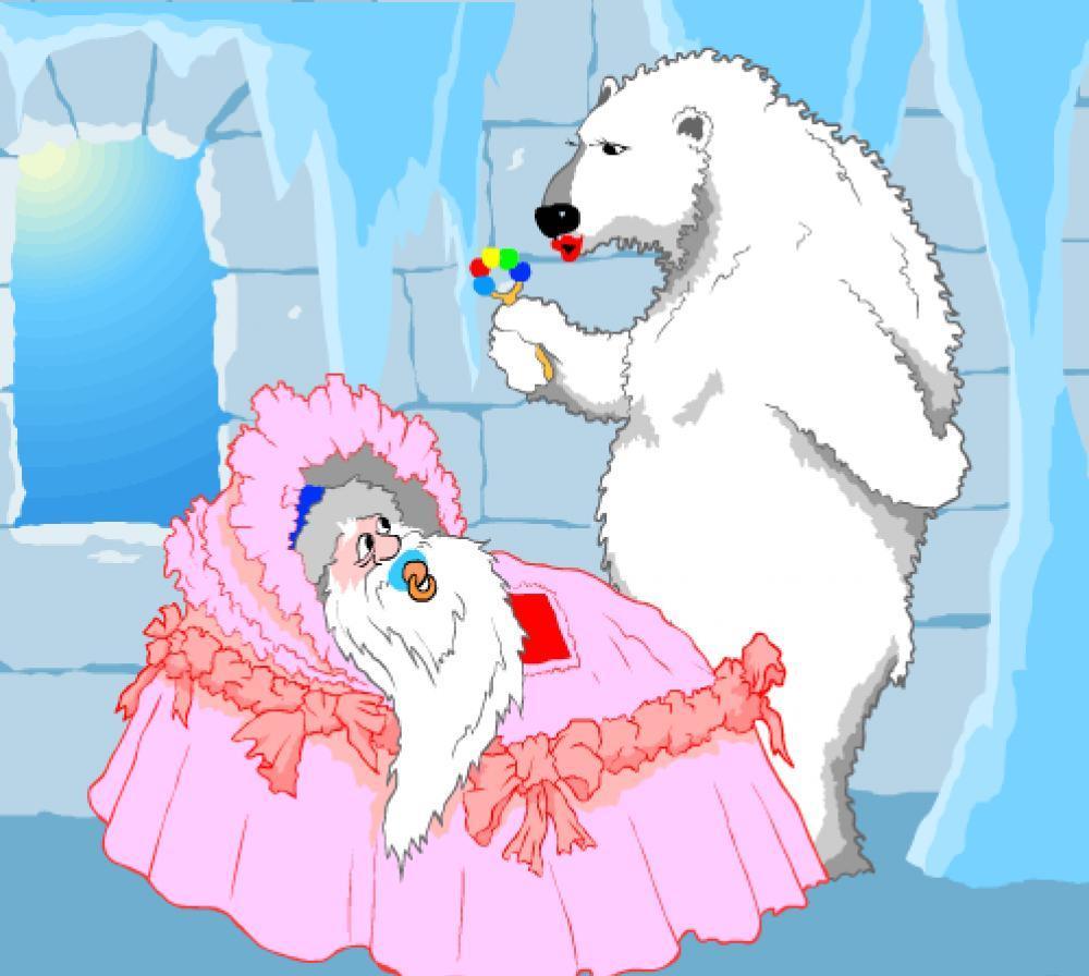 Открытки. День рождения Дедушки Мороза. Поздравляем! открытки фото рисунки картинки поздравления