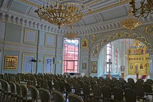 Соборная палата - место проведения Поместного собора 1917 г.