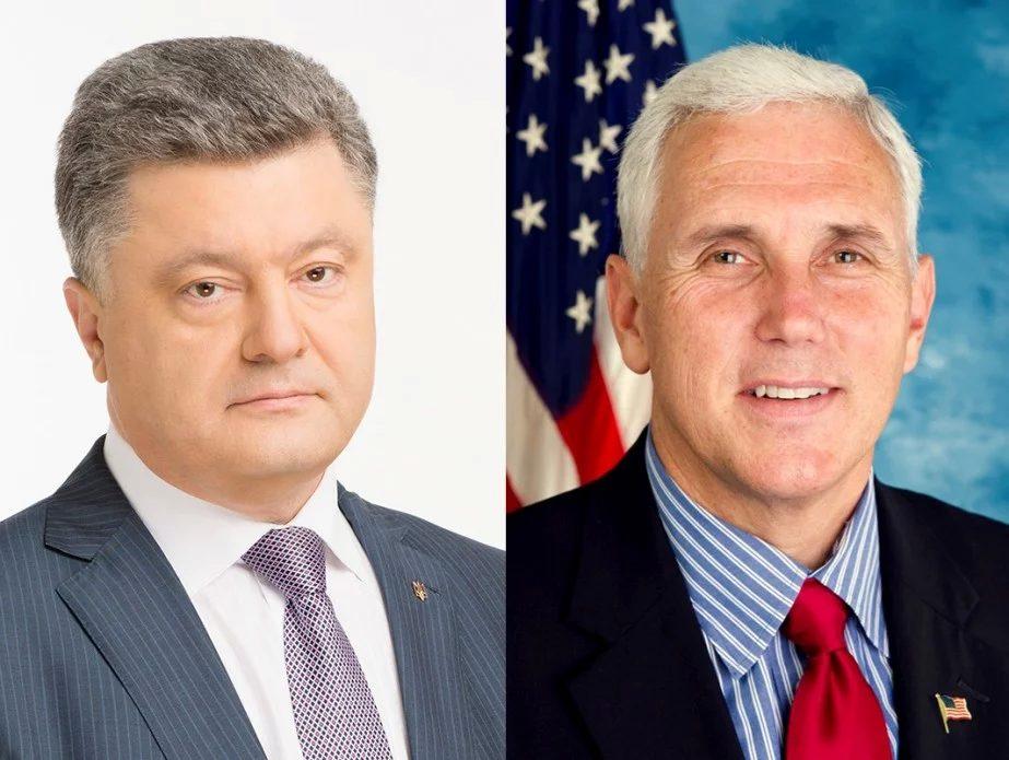 Порошенко: Предоставление Украине оружия является предостережением для российского агрессора