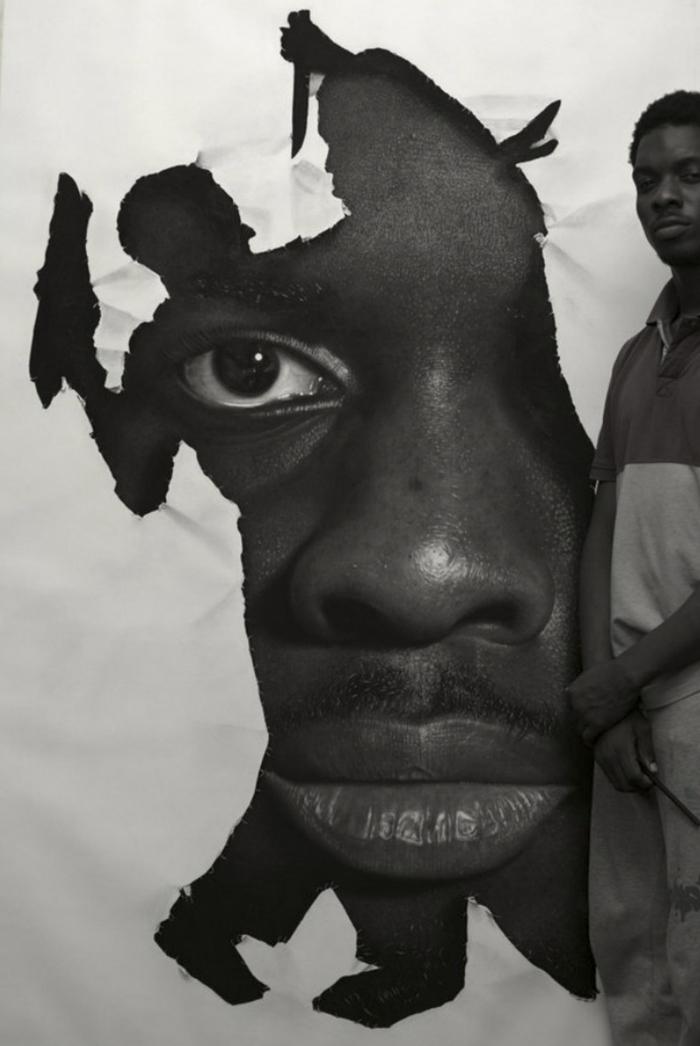 Невероятные картины нарисованные простыми карандашами от Ken Nwadiogbu (23 фото)