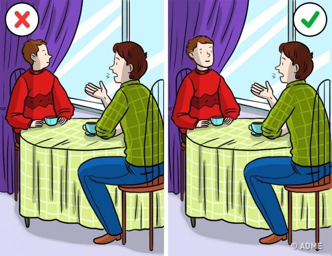10правил этикета, покоторым нас читают спервых секунд (10 фото)