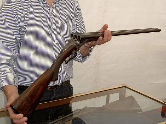 Holy Grail винтовка старая винтовка