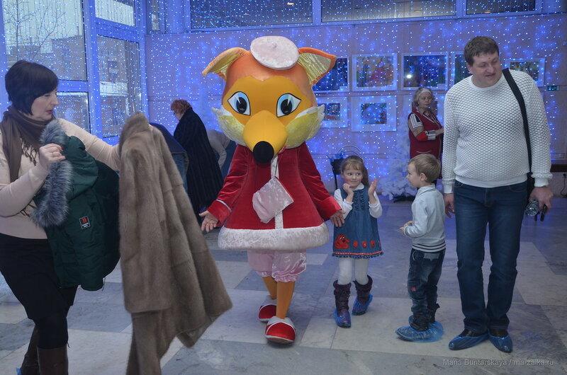 Новогоднее, Теремок, 24 декабря 2017 года
