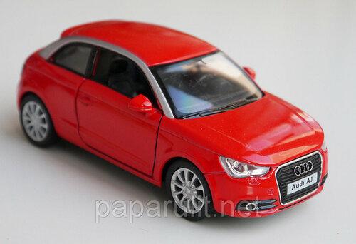 Машинка Kinsmart Audi A1
