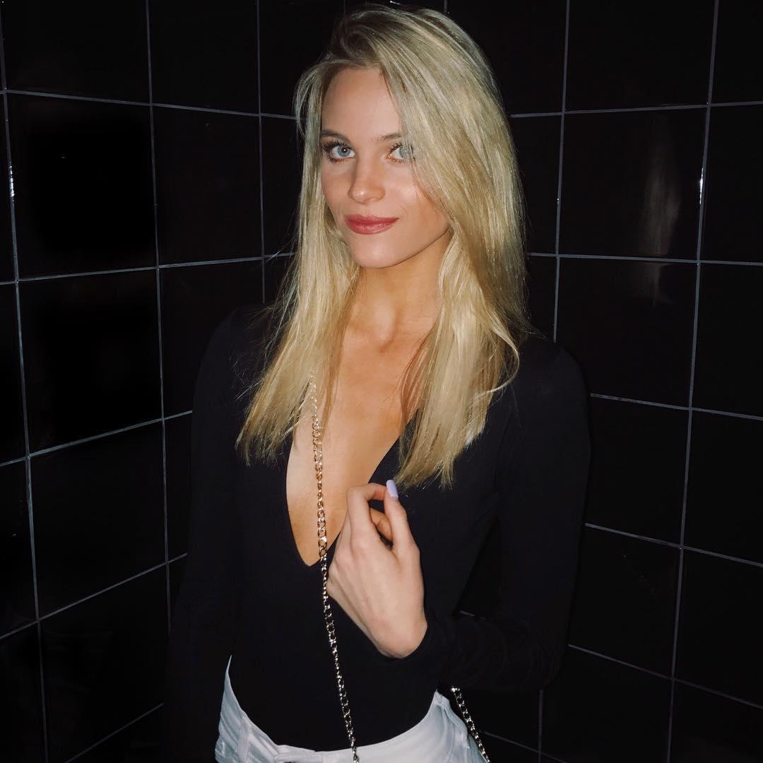 Блондинки