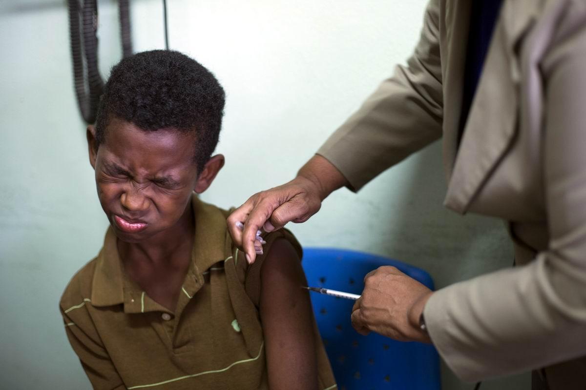 Ой, кажется я сейчас помру: На прививке в городской поликлинике