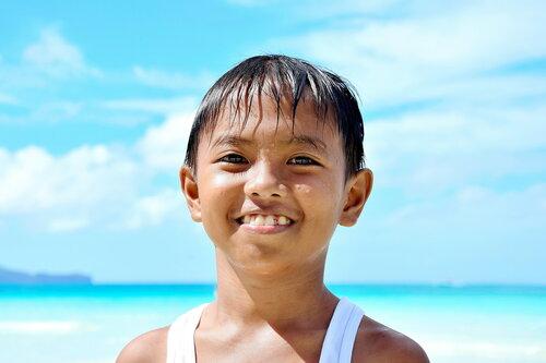 Солнечная улыбка. Филиппины
