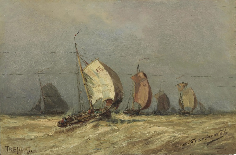 2011_NYR_02434_0004_000(aleksei_bogoliubov_sailboats_on_a_stormy_sea)