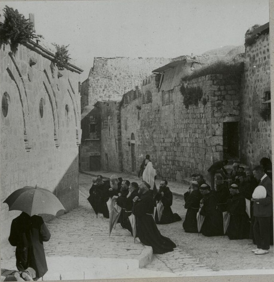 Иерусалим. Виа Делороса
