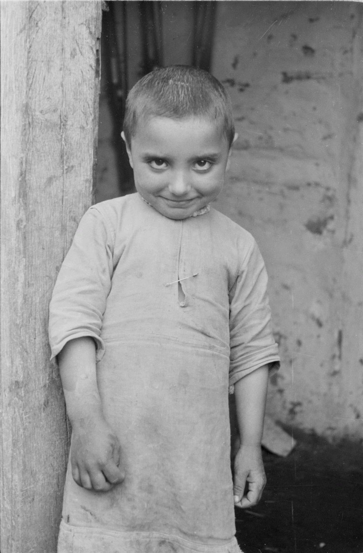 Портрет маленькой девочки (этнические типы)