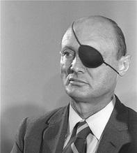 Даян Моше(1915-1981)