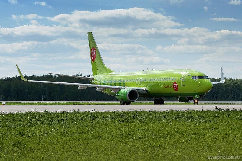 Boeing 737-8LP (VQ-BRR) Глобус 277_D701862