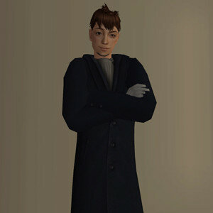 Glamour Life coat converted for te