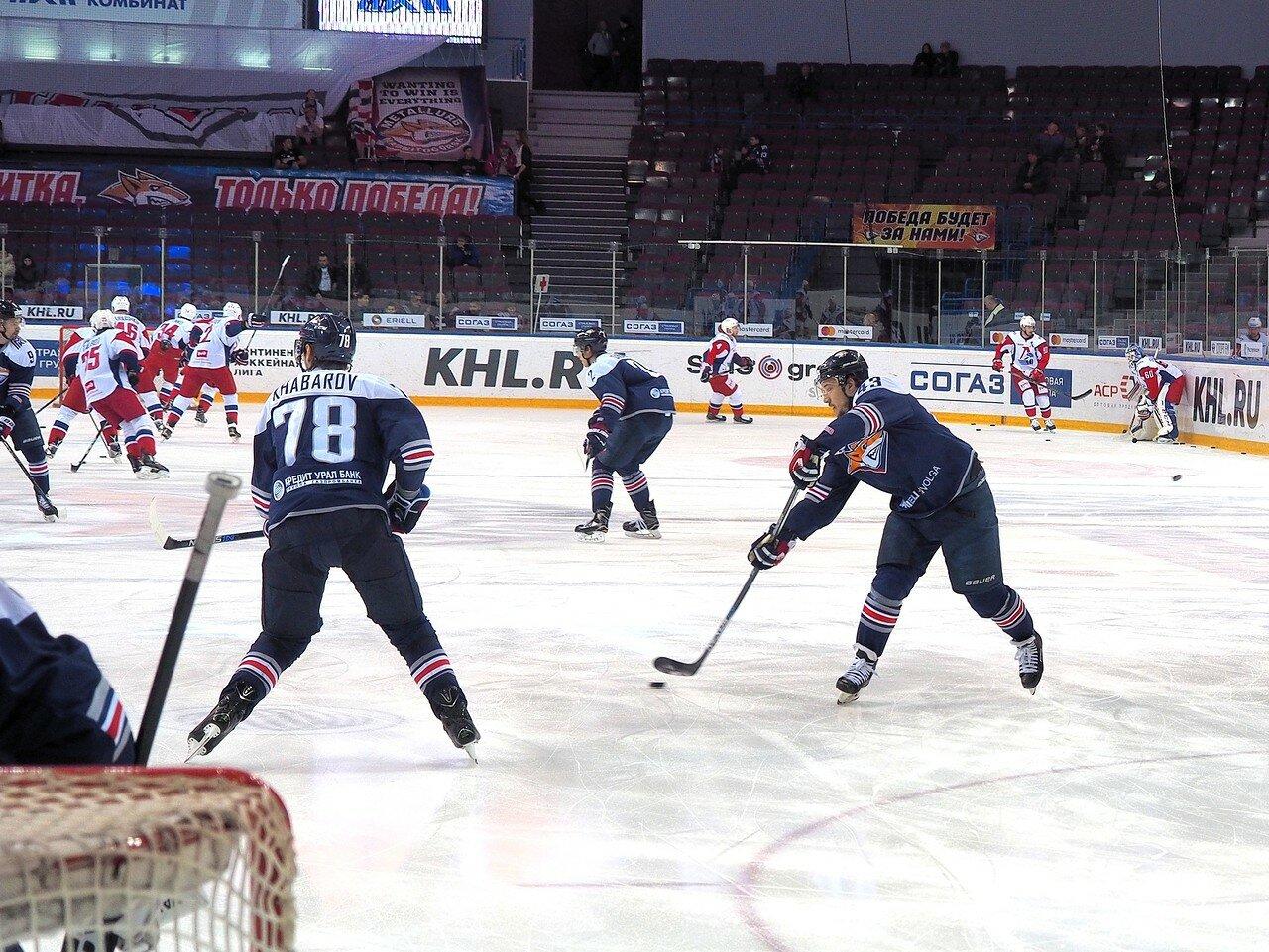15Металлург - Локомотив 23.11.2016
