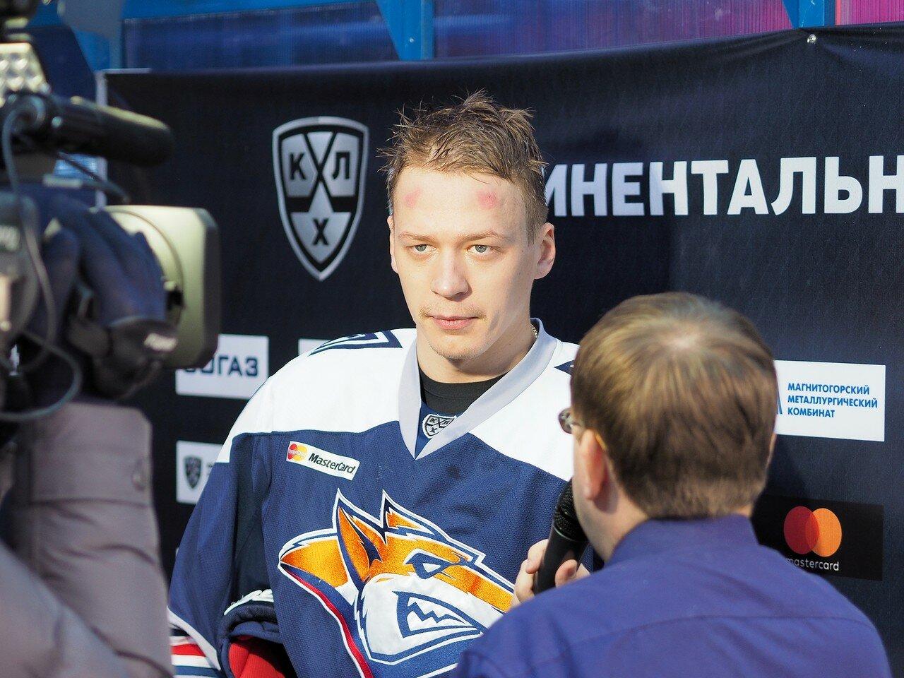 69 Денис Казионов Металлург - Локомотив 23.11.2016