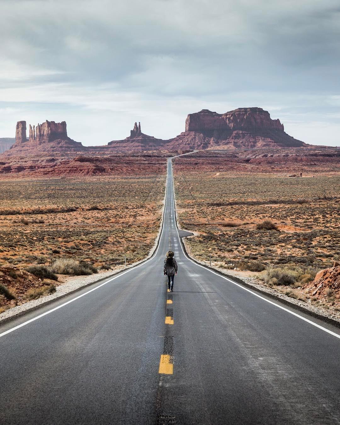 Красивые снимки из путешествий Ryana Resatka