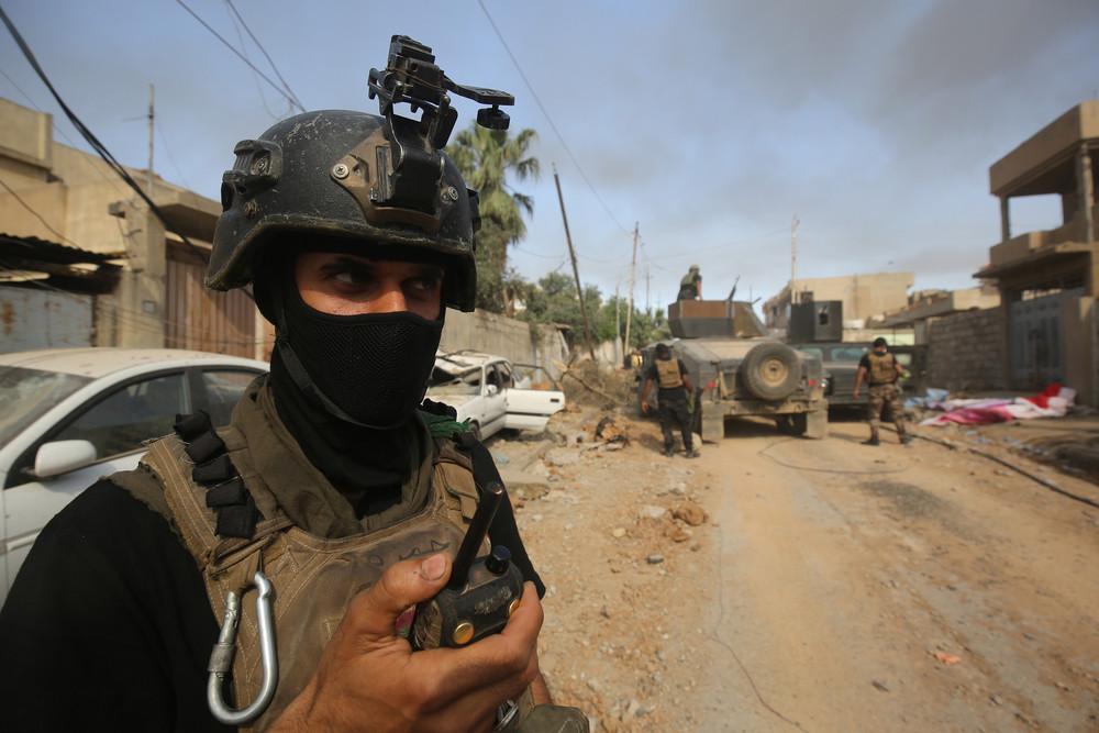 Снимки повседневной жизни в Ираке