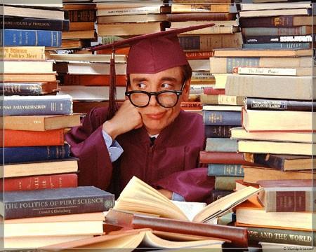 С днем библиотекаря! В библиотеке