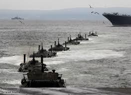 Тихоокеанский флот отрабатывает оборону в Охотском и Японском морях