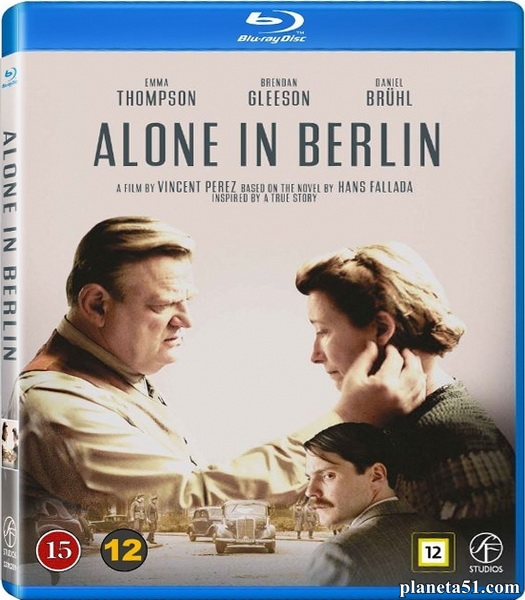 Одни в Берлине / Alone in Berlin (2016/BDRip/HDRip)