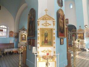 Казанская церковь. Зеленогорск.