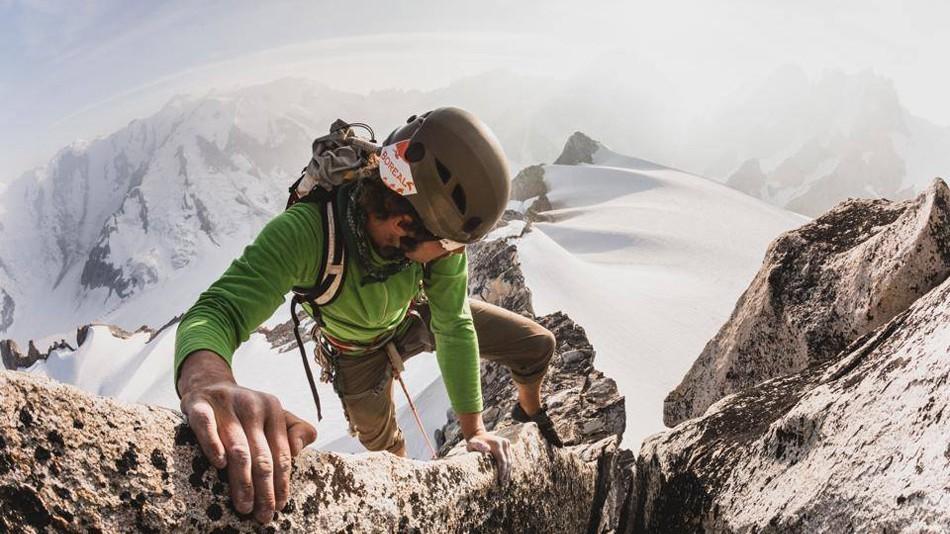 15. Аляска оказалась прекрасным местом, чтобы подготовиться к поездке в горы Новой Зеландии.