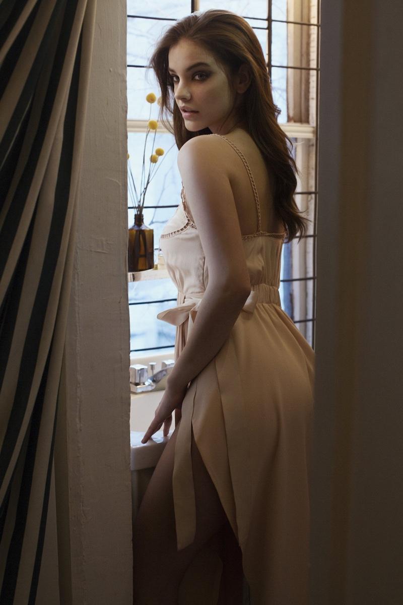 Барбара Палвин в онлайн-издании CR Fashion Book (6 фото)